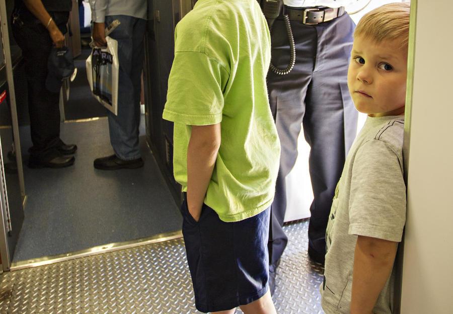Литовских детей похищают и делают из них профессиональных воров
