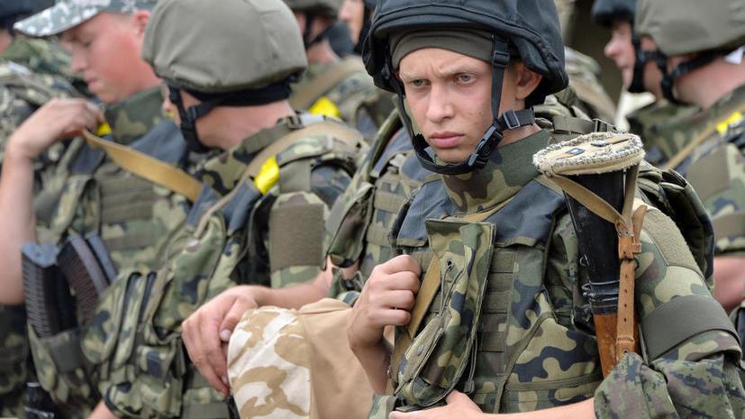 Власти Украины с 1 августа не смогут оплачивать карательную операцию на востоке страны