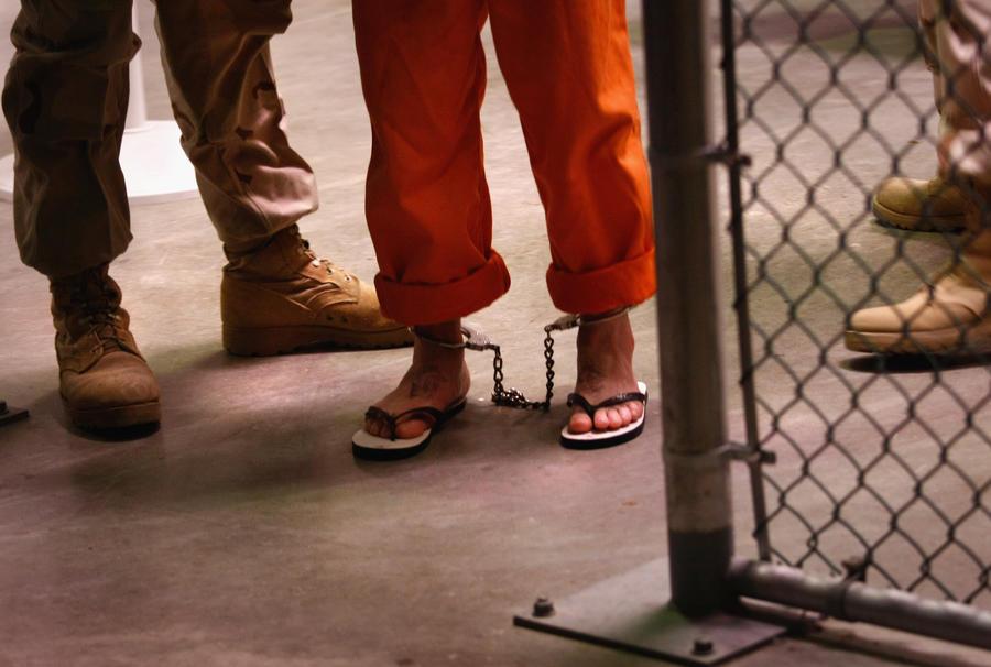 Лагерь Нами: британские военные подтвердили факты пыток на тайной базе США в Багдаде