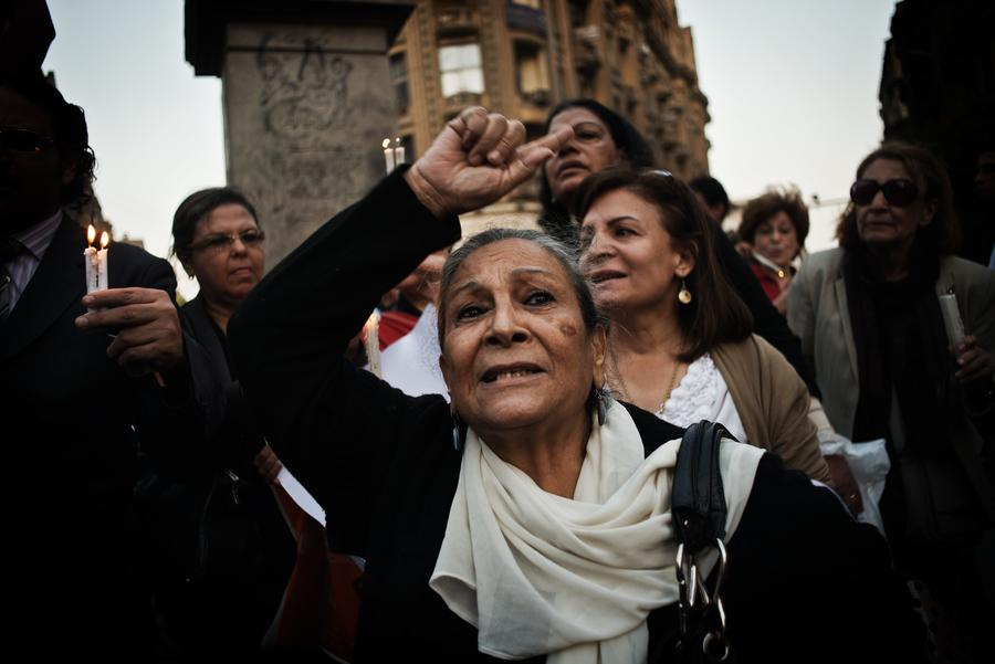 В преддверии суда над Мухаммедом Мурси в Египте задержаны 22 исламистки