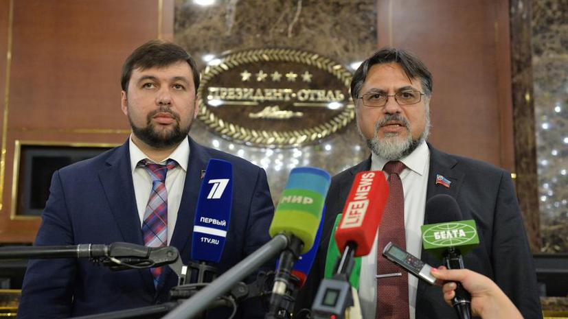 Выборы в ДНР и ЛНР перенесены на следующий год