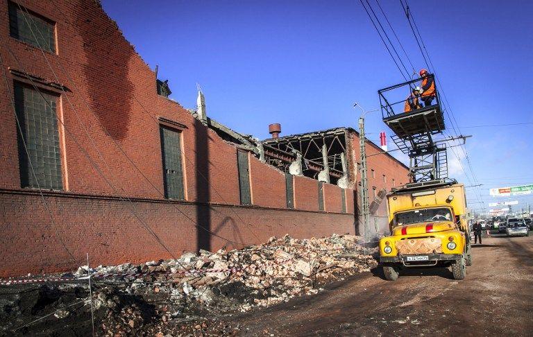 МЧС: нет доказательств того, что в Челябинске найдены осколки метеорита