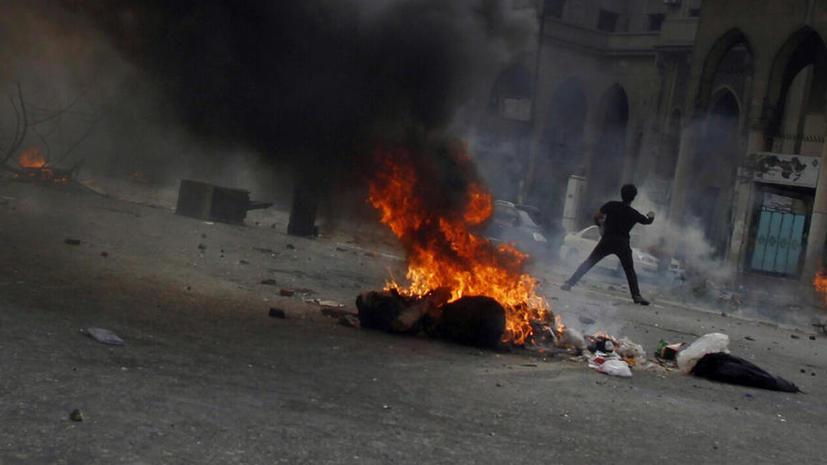 По Египту прокатилась серия терактов против военных
