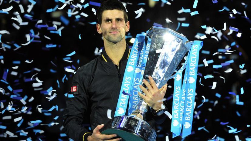 Новак Джокович победил на Итоговом турнире ATP