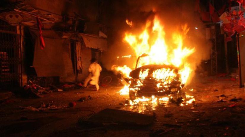 В Пакистане прогремело два взрыва: 9 человек погибли