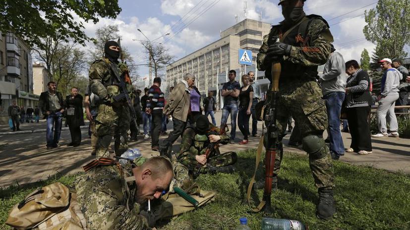 CNN: Слова Киева об «успехе» в Краматорске далеки от реальности