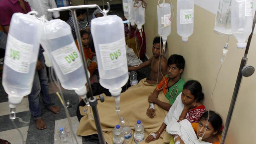 Сотни сотрудников текстильного завода в Бангладеш отравились на работе