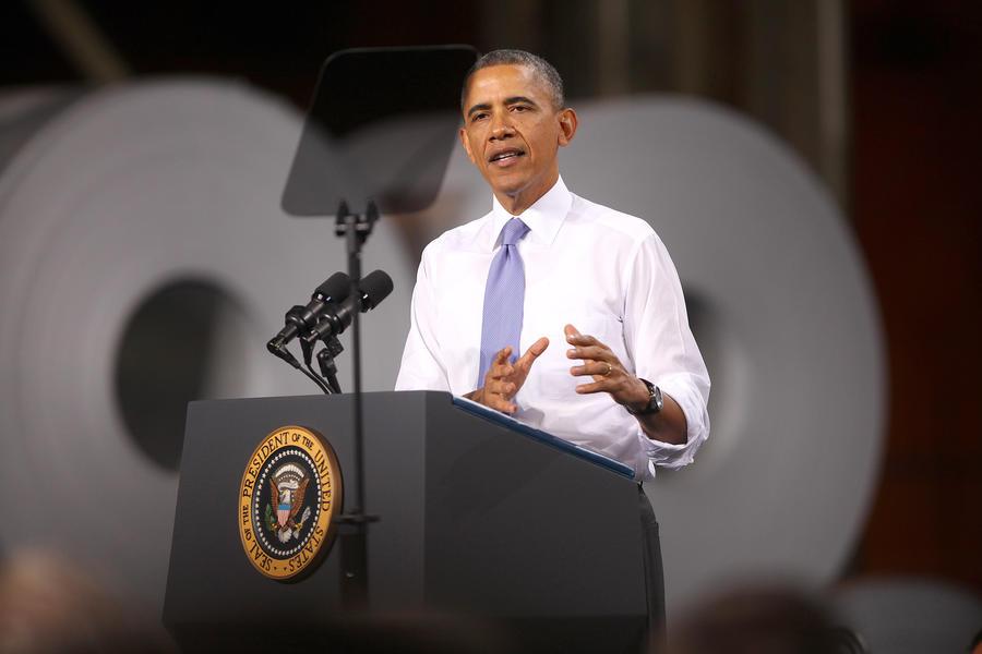 Обама призвал конгресс подождать с новыми санкциями против Ирана