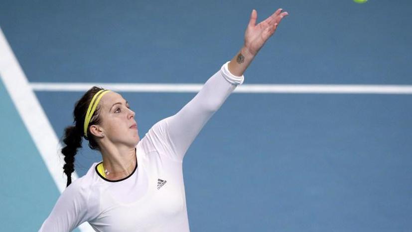Анастасия Павлюченкова снова оказалась вне конкуренции в Мексике
