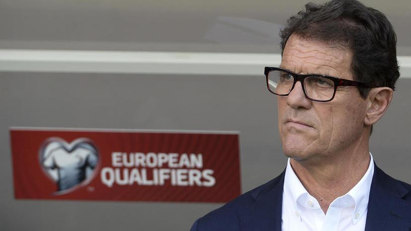 Футбольные эксперты разошлись во мнениях, поможет ли российской сборной отставка Фабио Капелло