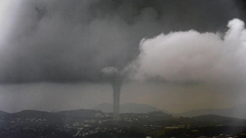 Американские экологи предложили называть ураганы в честь политиков