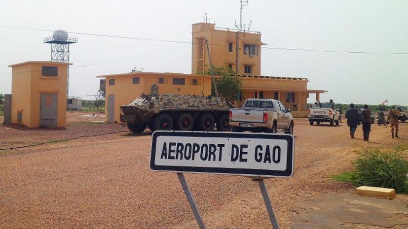 Французские войска выбили исламистов из стратегического города
