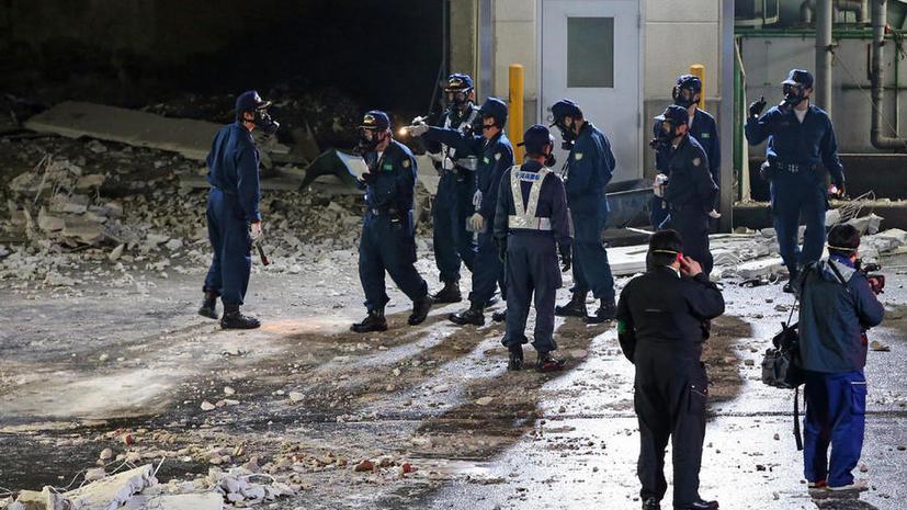 Взрыв на фабрике в Японии унёс жизни пяти рабочих