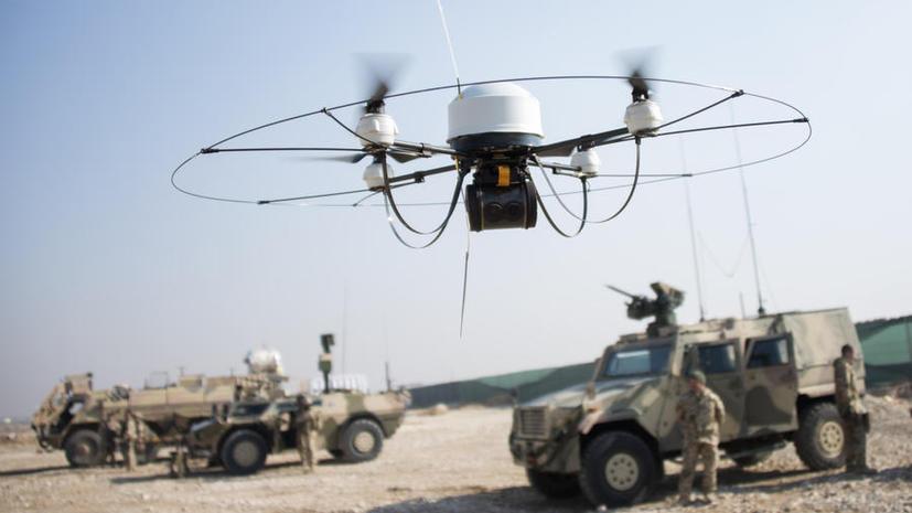 Британские военные использовали американские дроны для атак в Афганистане