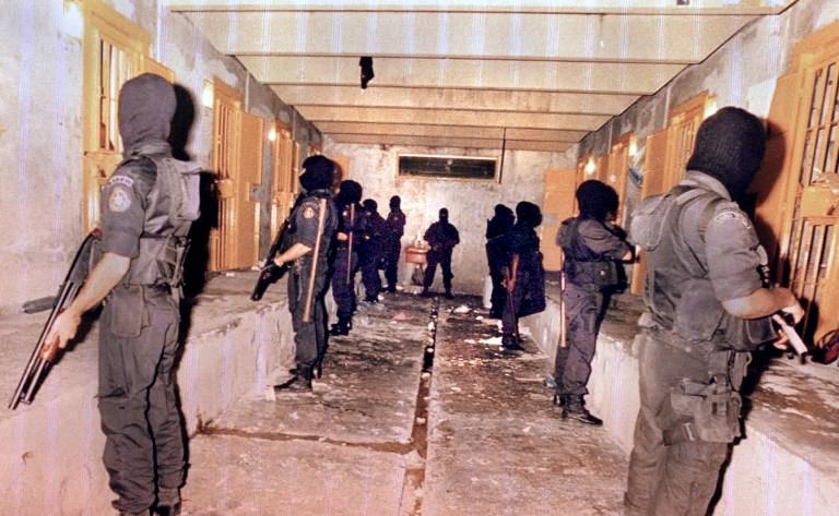 В Бразилии арестованы 60 полицейских за пособничество наркодельцам