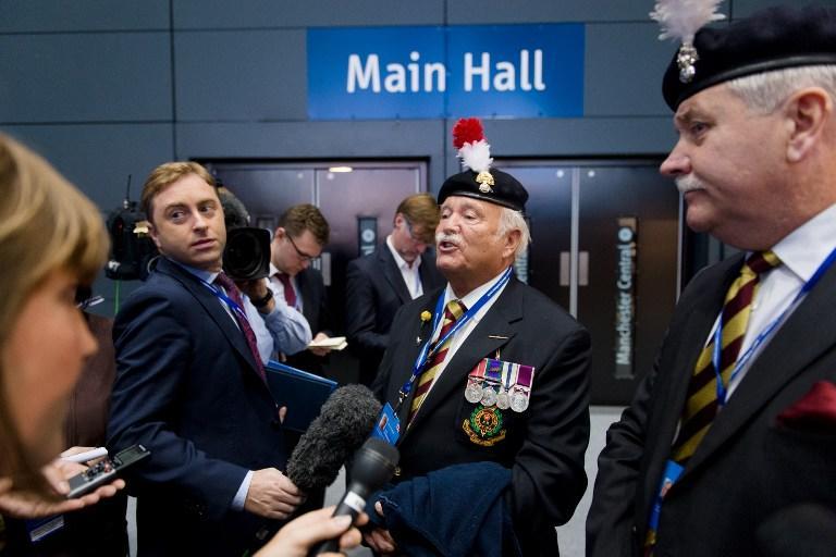 Министра обороны Великобритании публично назвали позором страны