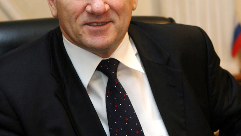 Экс-мэр Махачкалы Амиров перерезал вены в СИЗО
