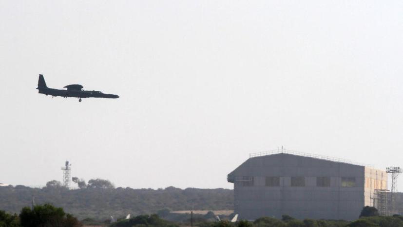 Великобритания запретила США использовать базы своих ВВС в операции против Сирии