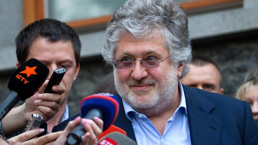 Глава ЦИК Украины: Олигарх Коломойский оказывает давление на комиссию при пересчёте голосов
