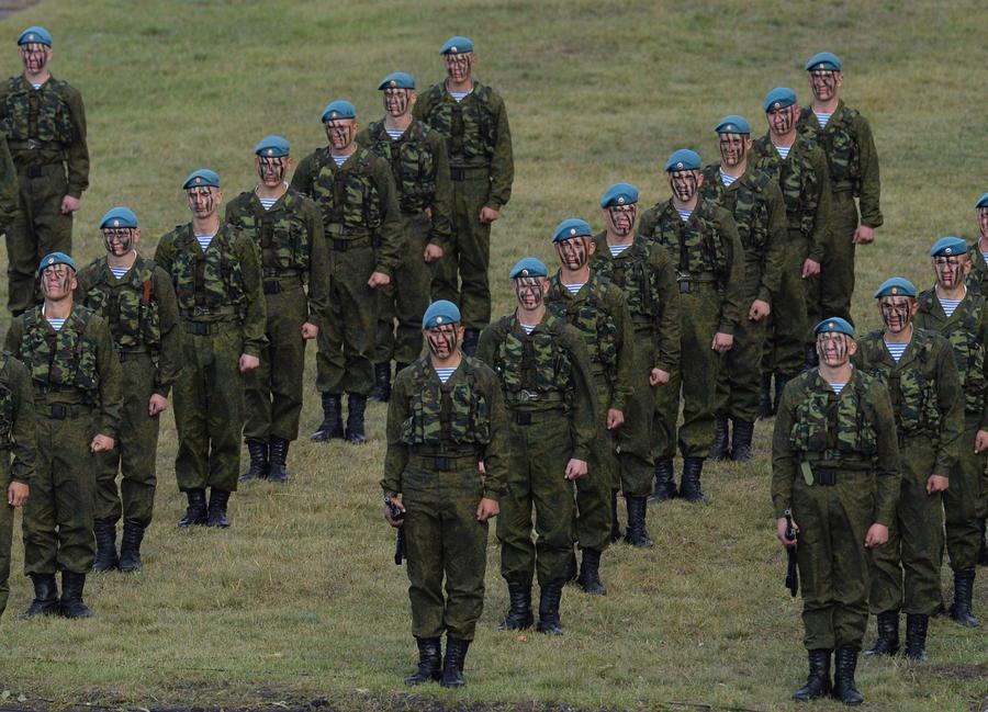 В России молодые люди смогут выбирать срок службы в вооружённых силах
