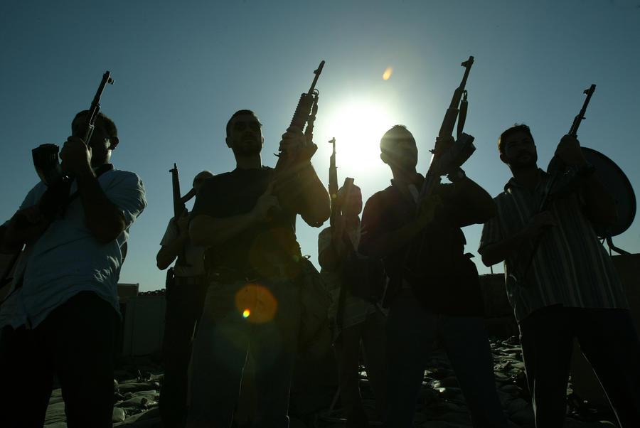 СМИ: На стороне Киева в Донбассе воюют наёмники из Blackwater