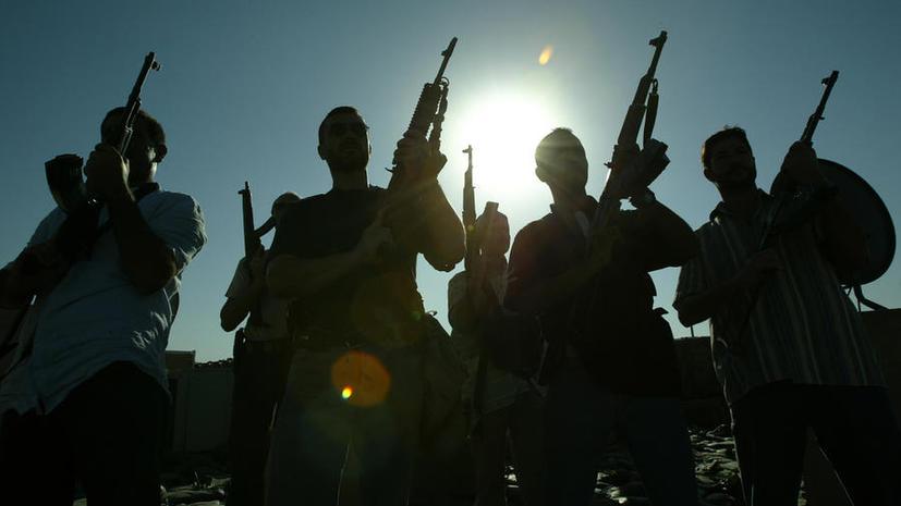 На стороне Киева в Донбассе воюют боевики из Blackwater