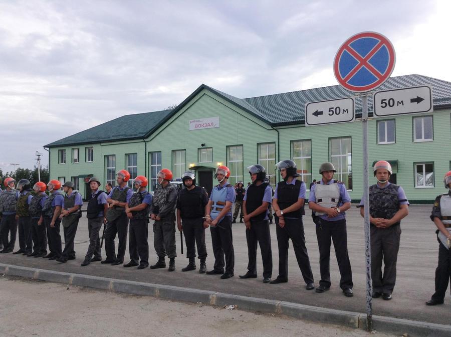 В ходе расследования убийства в городе Пугачёве задержаны 13 уроженцев Чечни