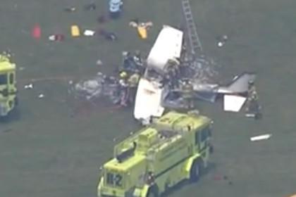 Авиакатастрофа в Мичигане: четверо погибших