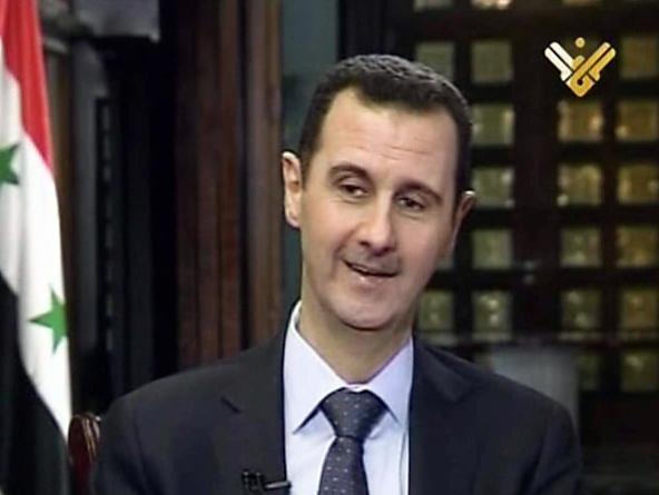 Башар Асад: решения любой конференции по Сирии должны быть вынесены на референдум