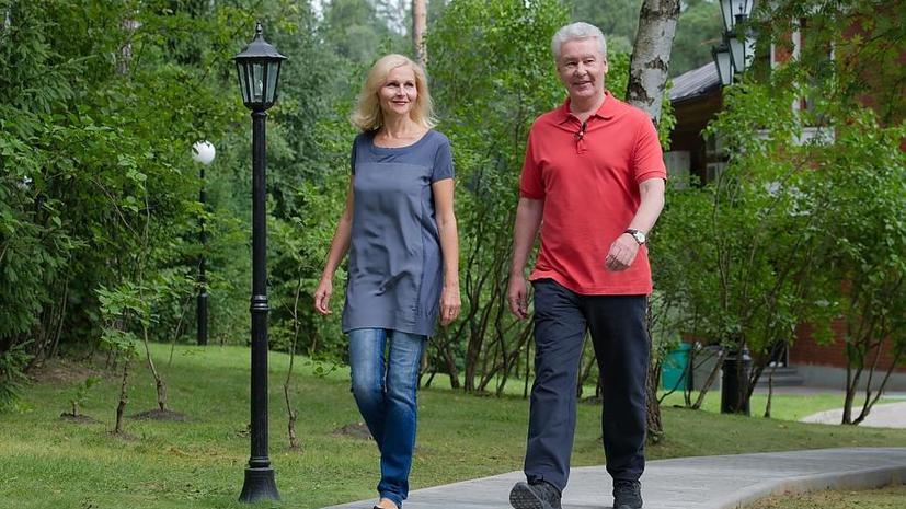 Сергей Собянин подтвердил информацию о разводе с супругой