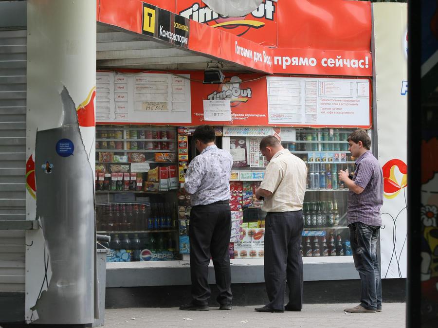 Госдума вновь подняла вопрос о запрете алкогольных энергетиков