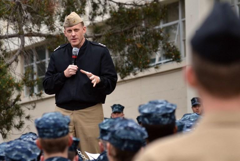 Администрация Барака Обамы выдвинула на пост директора АНБ США вице-адмирала Майкла Роджерса