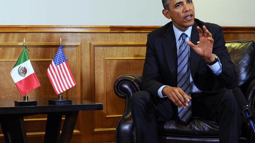 Обама предупреждает власти Украины о «последствиях» в случае, если насилие в стране продолжится