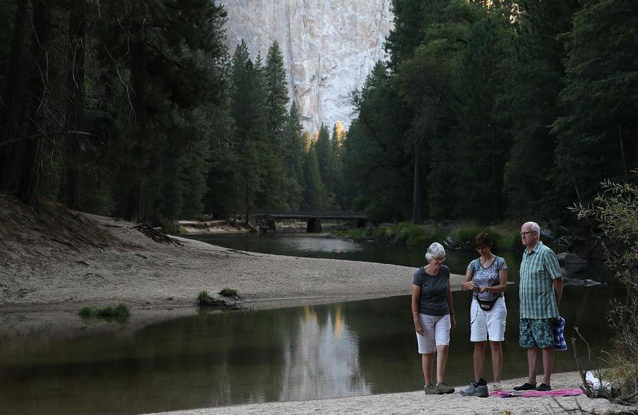 В США национальные парки запрещают беспилотники