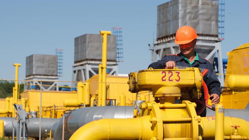 Россия перенесла введение предоплаты за газ для Украины на 16 июня