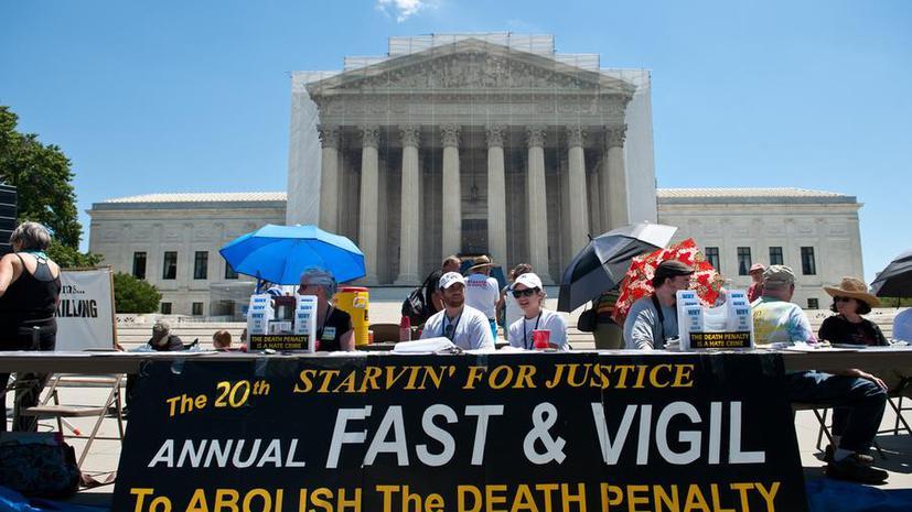Доклад: Более 4% приговорённых к смерти в США невиновны