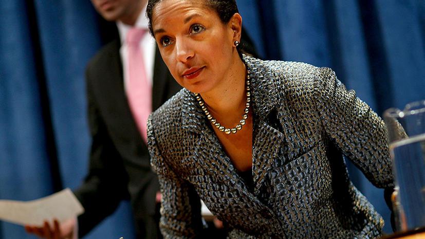 Сьюзан Райс отказалась бороться за пост госсекретаря США