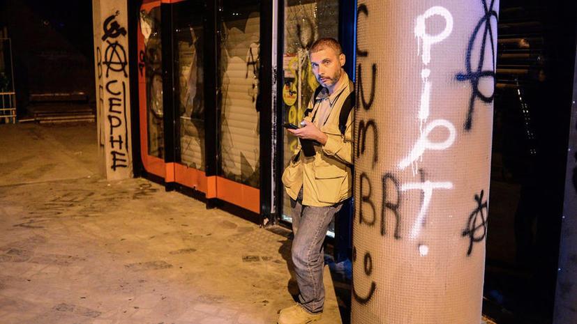 МИА «Россия сегодня» запустило акцию в поддержку своего пропавшего фотокора Андрея Стенина