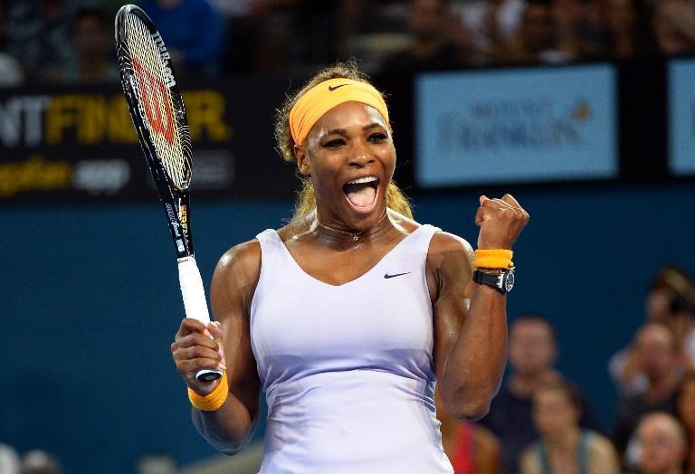 Новый год — новый титул: Серена Уильямс выиграла турнир в Брисбене