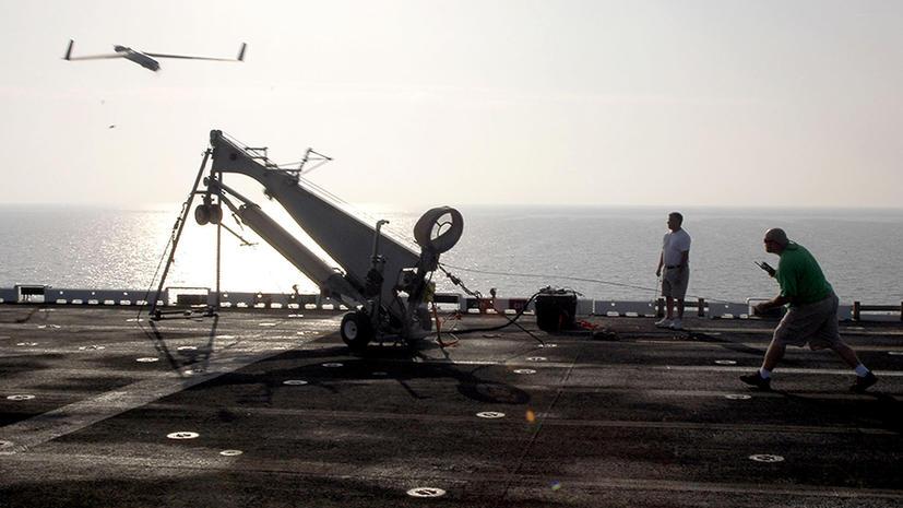 Спецслужбы Ирана сбили два американских беспилотника