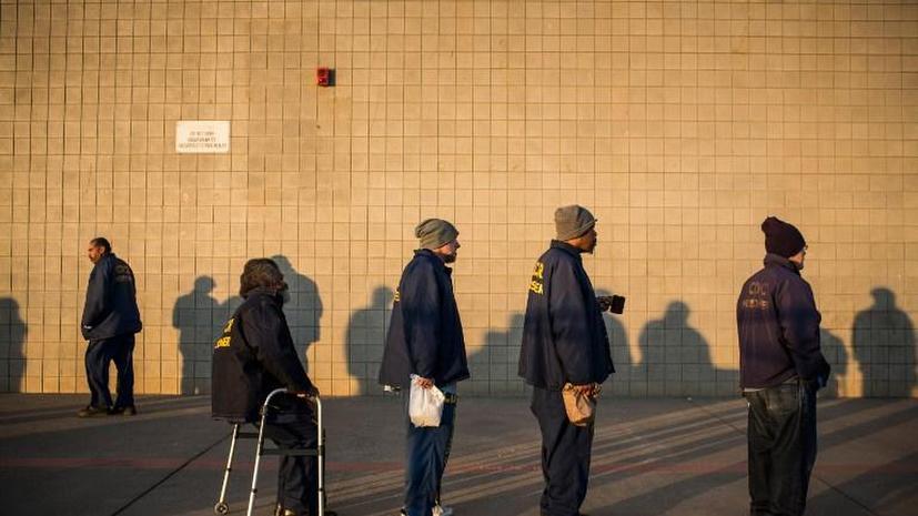 В США регулярно сажают в тюрьму неимущих нарушителей