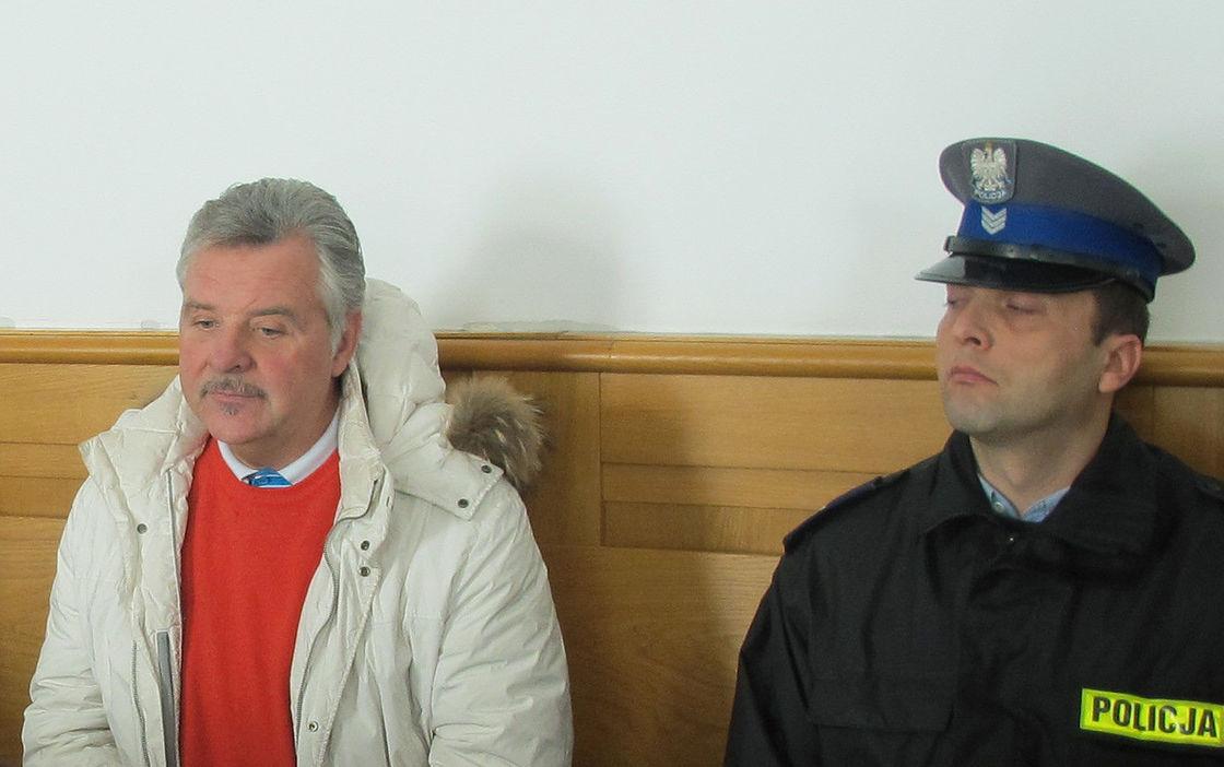 В Москву из Польши доставлен бывший первый зампрокурора Подмосковья Александр Игнатенко