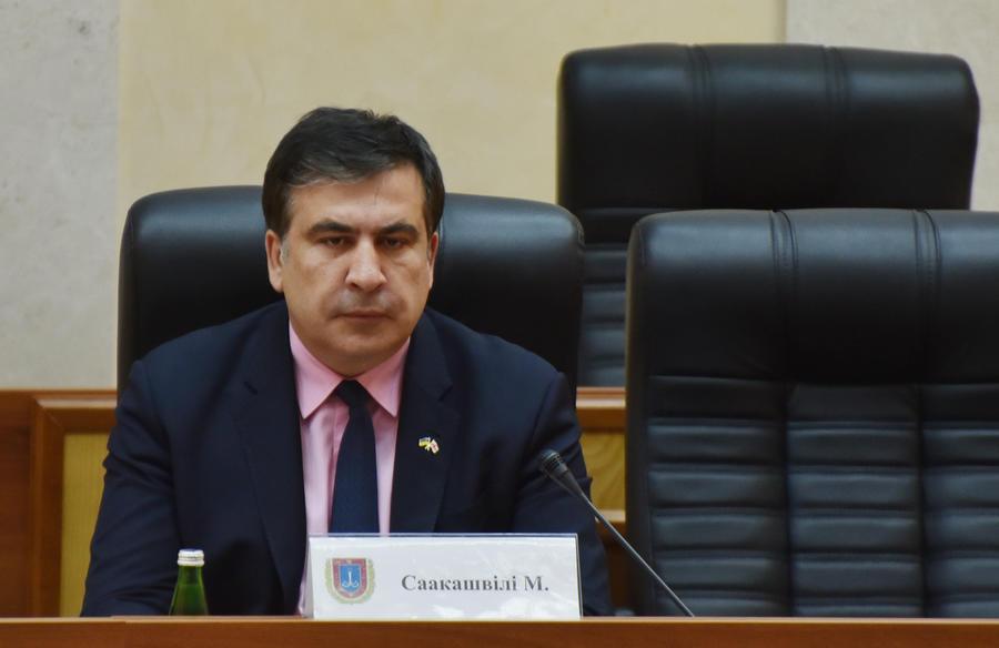 СМИ: Большая игра Михаила Саакашвили начинает раздражать Киев