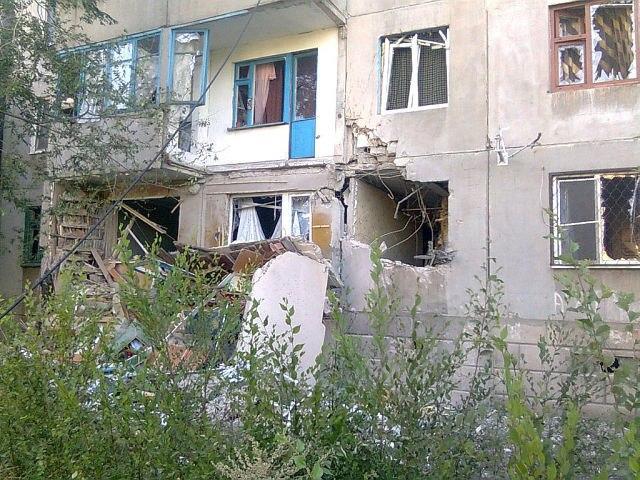 Очевидец: В Первомайске отключены вода и свет, нельзя вызвать ни «скорую помощь», ни пожарных