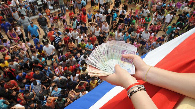 Бывший чиновник украл деньги фонда помощи коренному населению Парагвая