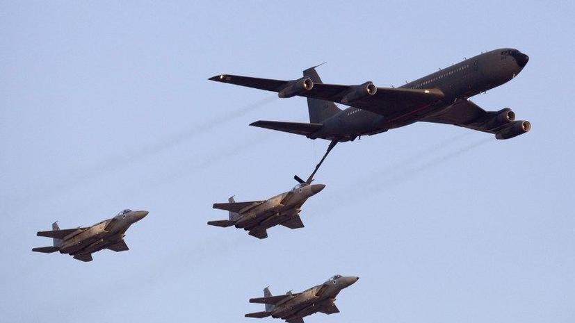 Сирийская армия: ВВС Израиля атаковали исследовательский центр под Дамаском