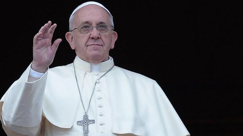 Испанские монахини пропустили новогодний звонок от Папы Римского