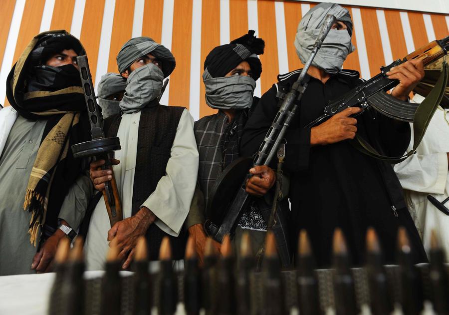 Афганские талибы будут использовать зимнее затишье для террористических атак