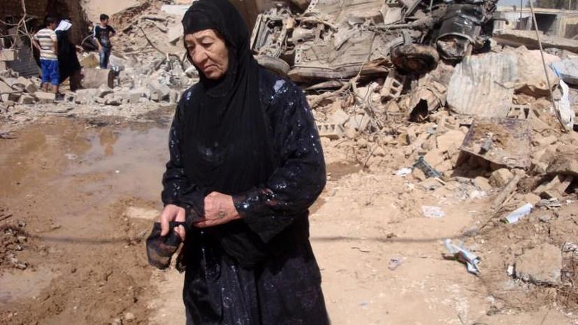 Опрос: война в Ираке сильно повредила имиджу Британии