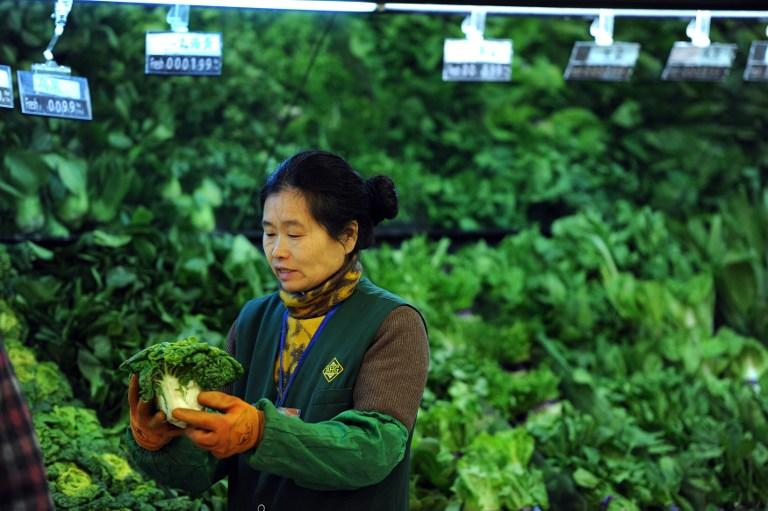 СМИ: Китай готов полностью покрыть потребность России в овощах и фруктах